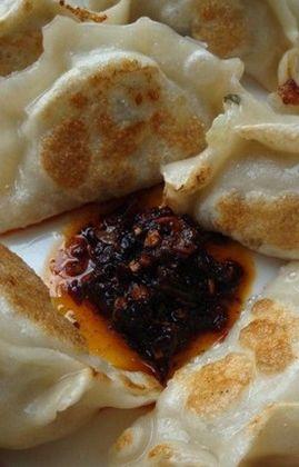 包饺子的做法