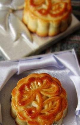 板栗月饼的做法