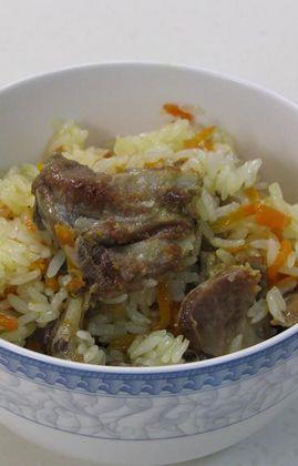 新疆抓饭的做法