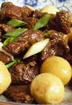 鹌鹑蛋炖牛肉的幼儿(图片营养)_价值蛋炖牛肉做法春季菜谱鹌鹑图片