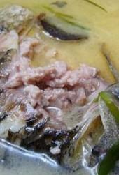 鲫鱼包肉的做法
