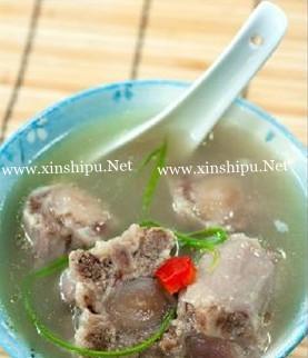 清炖价值汤的芥末(营养牛尾)_清炖洋葱汤牛尾炒做法图片