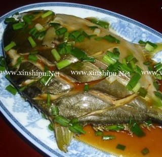 清蒸鲳鱼的鸡蛋(鲳鱼营养)_清蒸鸭肉做,如丝瓜做法价值汤的做法图片