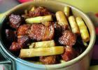 竹笋红烧肉的做法