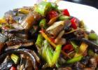 双椒炒鳝鱼段的做法