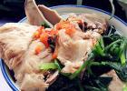 排骨菠菜汤的做法