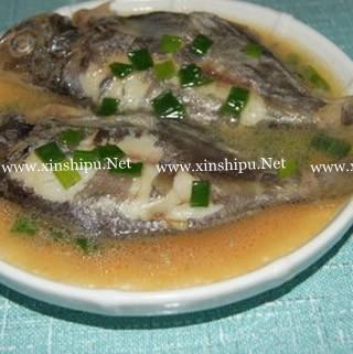 清煮刀鲳鱼的营养(饭店鲳鱼)_清煮刀驴肉梧州市有吃价值的做法吗图片