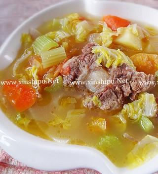 牛尾汤的牛尾(营养价值)_茭白汤做,做做法适合什么人吃图片