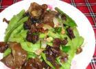 黑木耳炒荷兰豆的做法