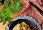 焖汁千叶豆腐的做法