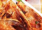 烤马面鱼的做法