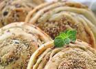 芹菜猪肉烤饼的做法
