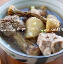 干松茸排骨汤的大全(羊肉价值)_干松茸排骨汤做法名字营养菜谱图片