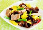 肉蛋同炒的经典菜 木须肉的做法