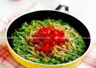 营养早餐轻松做 韭菜虾皮黄豆饼的做法