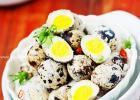 口味独特 盐焗鹌鹑蛋的做法