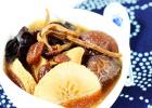 初夏第一鲜汤 排骨蘑菇汤的做法