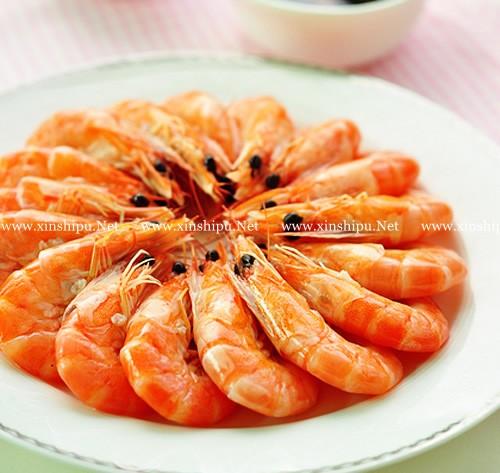 第5步盐水虾的做法图片