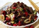 零厨艺宴客硬菜 麻辣牛肉