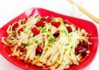吃出真味道 凉拌金针菇的做法