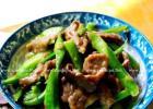 潮汕名菜 芥兰炒牛肉