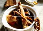 增强抵抗力的野山菌鸡汤