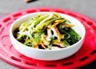 清肠排毒小凉菜 炝拌海带丝的做法