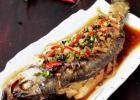 怀旧版美食 蒸鲈魚