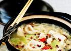 冬季暖胃汤 花椒鱼片汤的做法