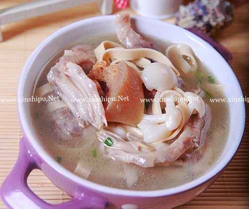 独家的美容养颜汤还是菌菇汤的米饭做法_图片v还是应该吃馒头鸭掌鸭掌图片