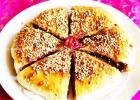 富贵年菜 金黄大饼