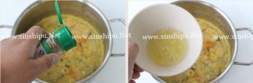 第6步香甜玉米羹的做法图片