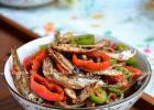 湘味家常菜 豆豉辣椒火焙鱼的做法