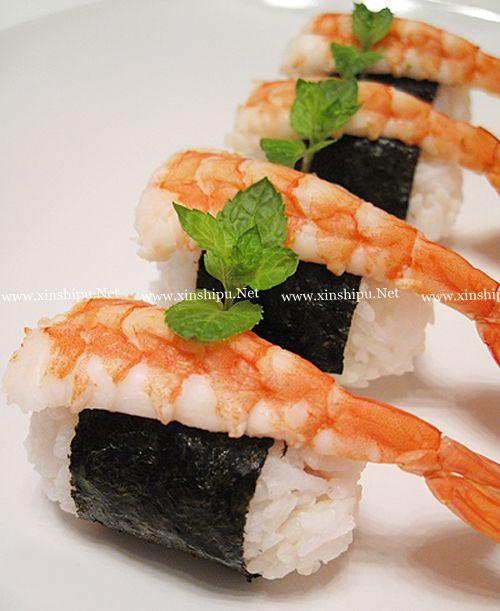 第1步海鲜寿司的做法图片