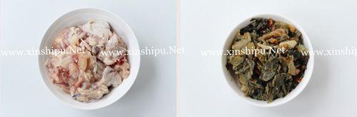 第3步酸菜火烧鸡的做法图片