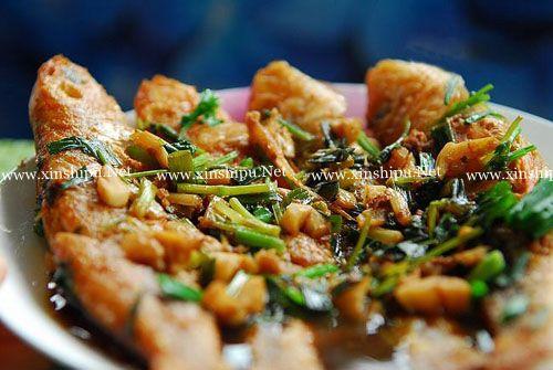第7步自制美味红烧鱼的做法图片