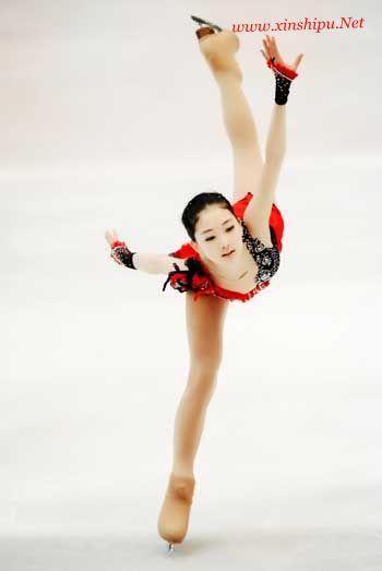 中国花样滑冰李子君个人资料微博曝光 长相清纯更胜金妍儿