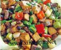 什锦炒鸡胗的做法大全 让你在家轻松搞定鲁菜菜品