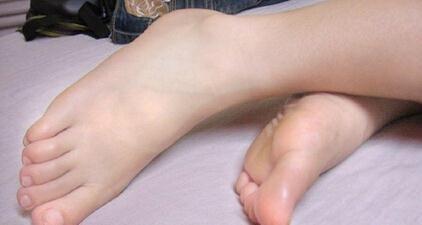脚趾没毛暗示着什么?